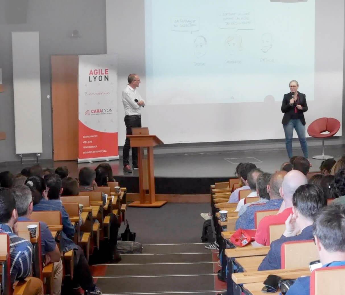 Conférence de présentation de l'ETP par Activate Innovation